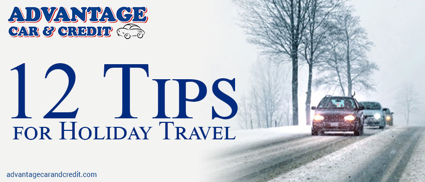 12 Tips for Holiday Travel