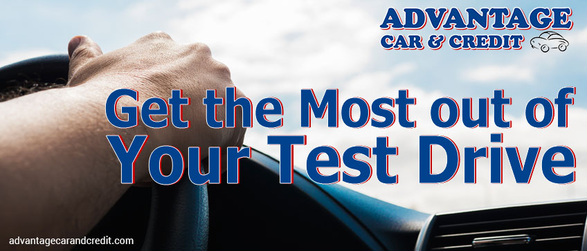 Get the Most out of Your Test Drive