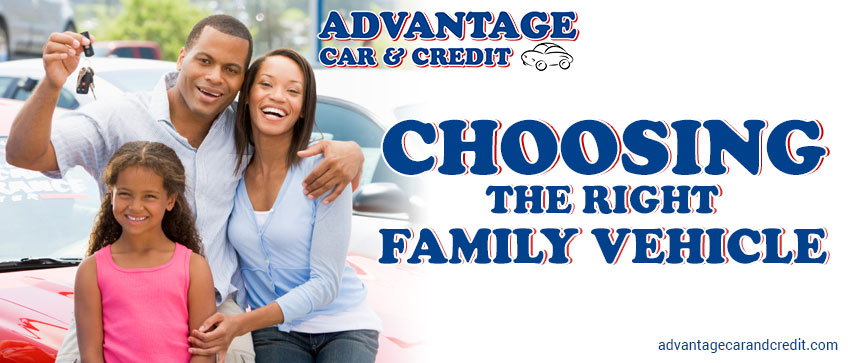 Finding The Right Family Car