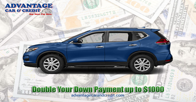 Double Your Down Payment