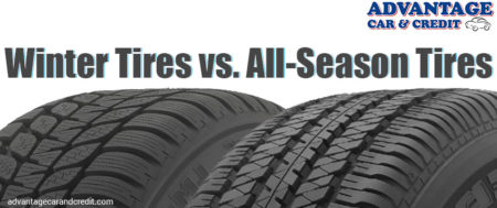 Winter Tires Versus All-Season Tires