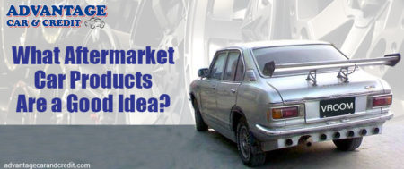 What Aftermarket Car Products Are A Good Idea?